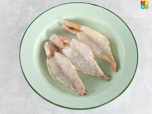 How to Butterfly Prawns