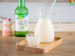 Korean Yakult Soju Recipe