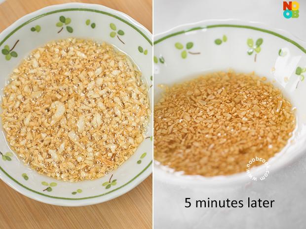Crispy Garlic Oil Recipe