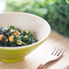 Sauteed Kale with Chickpea Recipe