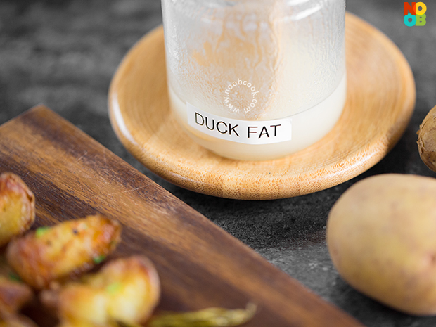 Duck Fat Potatoes Recipe