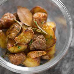 Duck Fat Potatoes Recipe