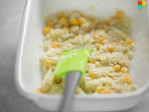 """Cauliflower """"Rice"""" Recipe"""