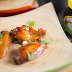 Baked Marmite Chicken Wings Recipe