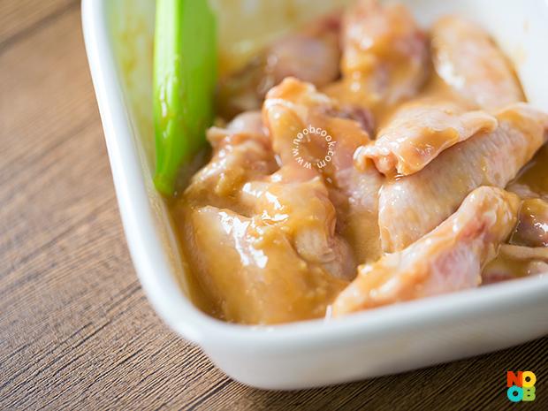 Miso Chicken Wings Recipe