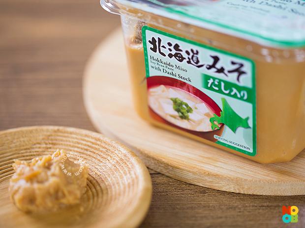 Hokkaido Miso with Dashi Paste