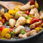 Chicken Bell Peppers Stir-fry Recipe