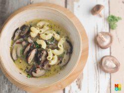 Shiitake Mushroom Stew Recipe