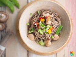 Chicken Soba Noodle Recipe