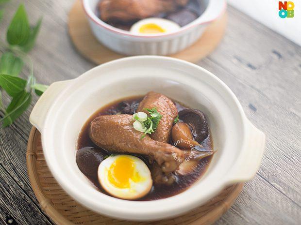 Braised Chicken Drumsticks Recipe
