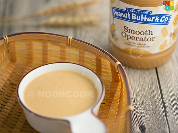 Creamy Peanut Soba Recipe