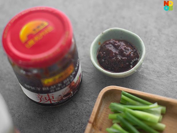 Spicy Black Bean Sauce