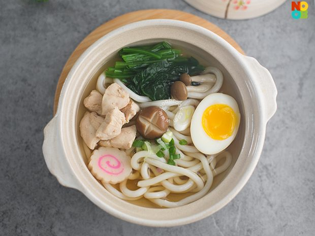 Chicken Udon Noodle Soup Recipe