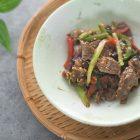 Black Bean Sauce Beef Recipe