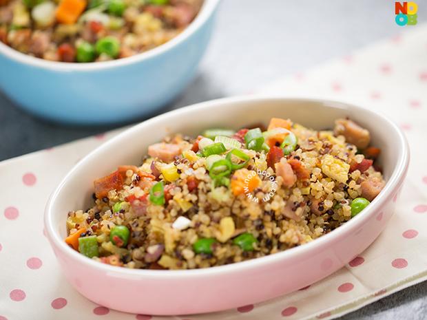 "Quoina ""Fried Rice"" Recipe"