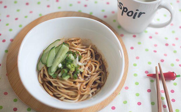 Sacha Sauce Noodles Recipe