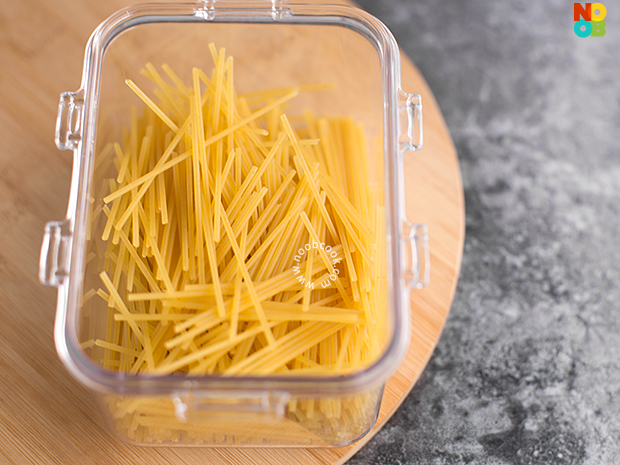 Cut Spaghetti