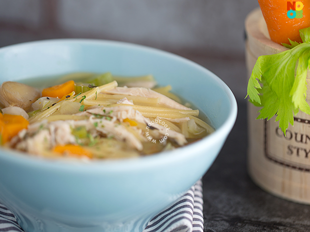 Cheater Chicken Noodle Soup Recipe