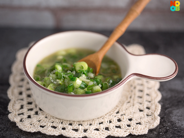 Scallion Oil Recipe