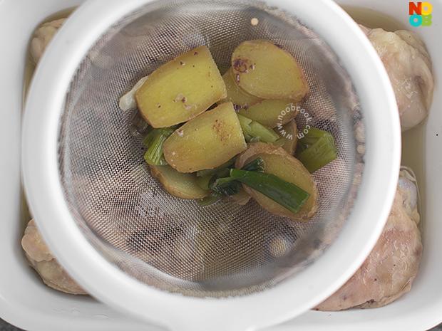 Shaoxing Wine Drunken Chicken Recipe
