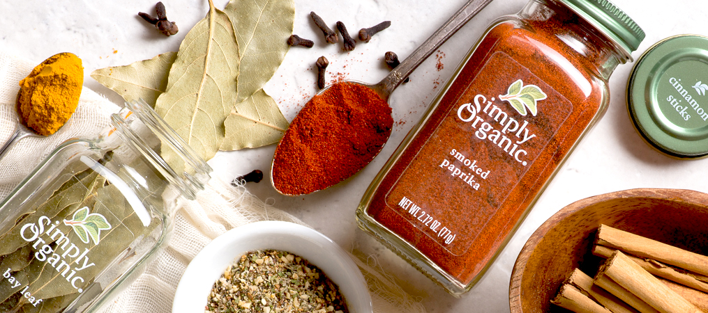 Simply Organic Spices