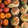 One-Pan Scallops & Cherry Tomatoes Recipe