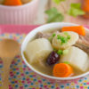 Carrot & Daikon Pork Ribs Soup Recipe