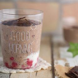 Chocolate Overnight Oats Recipe
