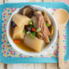 Daikon Pork Ribs Soup Recipe