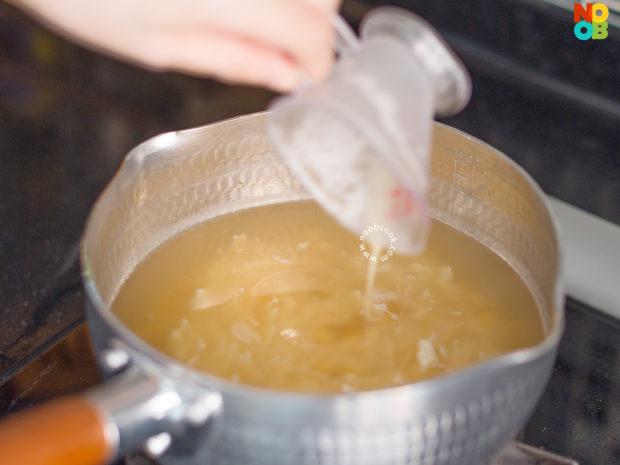 Corn Egg Drop Soup Recipe