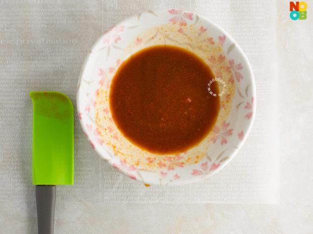 Quick Sambal Pasta Sauce Recipe