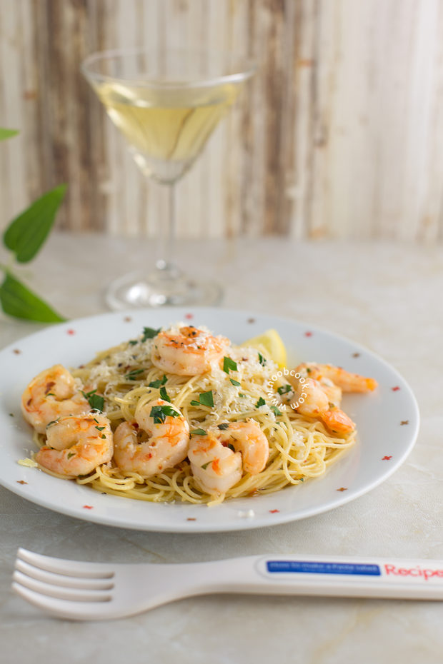 Shrimp Scampi Pasta Recipe