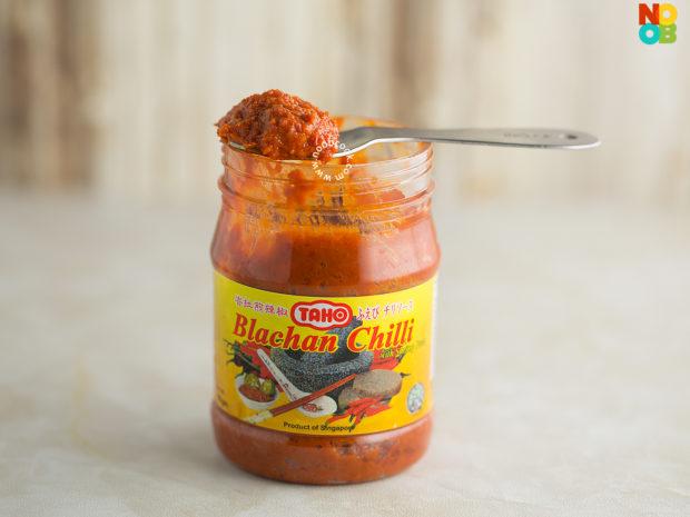 Taho Belacan Chilli