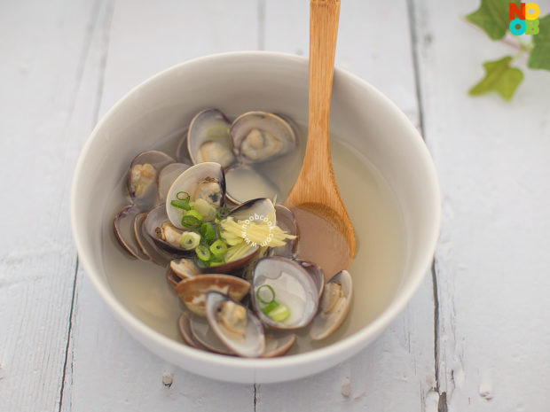 Chinese Clam Soup Recipe