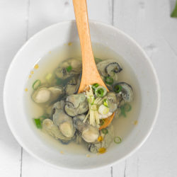 Chinese Oyster Soup Recipe