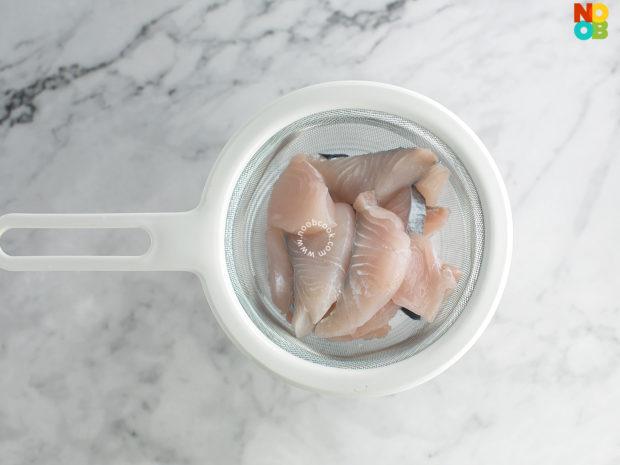 How to Prep Sliced Batang Fish (Spanish Mackeral)