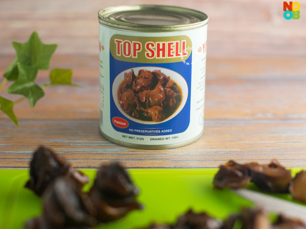Can of Top Shell (Conch)
