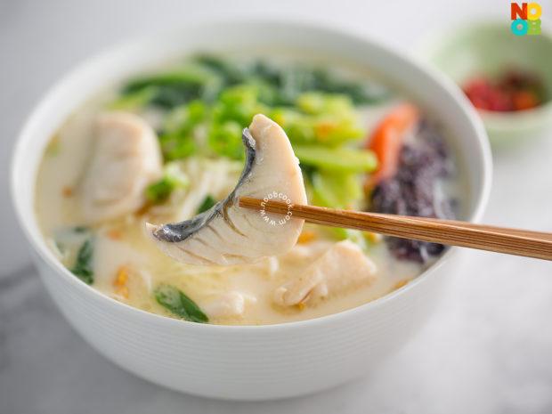 How to Prep Sliced Batang Fish