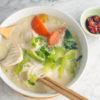 Sliced Fish Noodle Soup Recipe (Batang/Spanish Mackeral Fish)