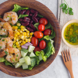 Roasted Shrimp Salad Recipe