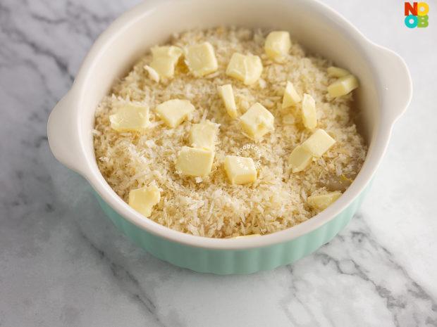Baked Parmesan Scallops Recipe