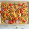 Sheet Pan Cajun Shrimp Recipe