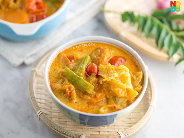 Curry Cabbage Recipe