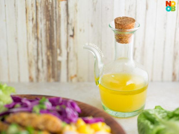 Orange Vinaigrette Dressing Recipe