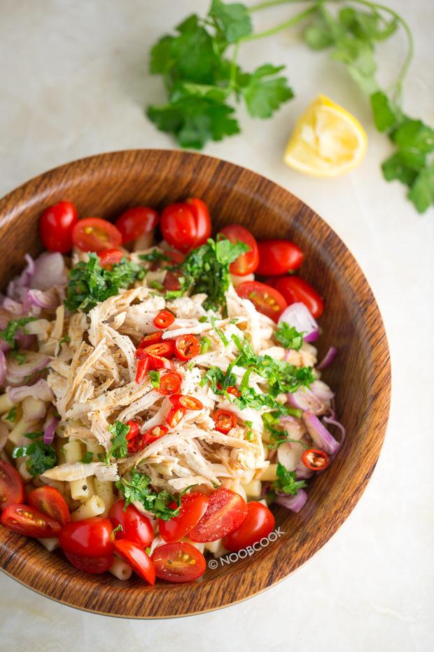 Rotisserie Chicken Pasta Recipe