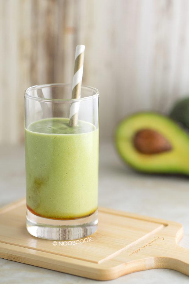 Avocado Milk Recipe