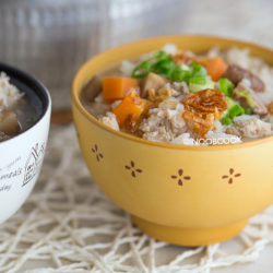 Easy Chicken Porridge Recipe
