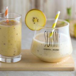 Golden Kiwi Smoothies Recipes