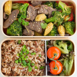 Beef & Veggies Meal Prep Recipe