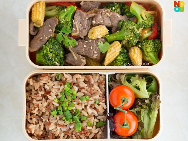 Beef & Veggies Meal Prep Recipe